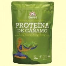 Proteína de Cáñamo Bio - 250 gramos - Iswari