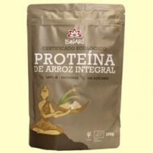 Proteína de Arroz Integral Bio - 250 gramos - Iswari