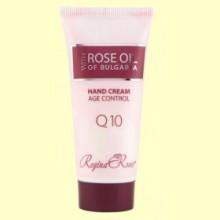 Crema de Manos Age Control Q10 - 50 ml - Biofresh Regina Roses