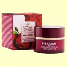 Crema Contorno Ojos - 25 ml - Biofresh Royal Rose