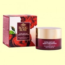 Crema Noche Anti Edad - 40 ml - Biofresh Royal Rose