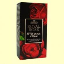 Crema Suavizante After Shave - 75 ml - Biofresh Royal Rose