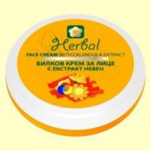 Crema Facial Herbal Caléndula - 75 ml - Biofresh