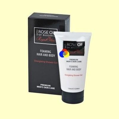 Gel de Ducha Energizante Caballero - 150 ml - Biofresh Regina Roses