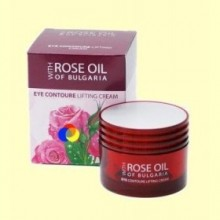Contorno Ojos Crema Lifting - 30 ml - Biofresh Regina Roses
