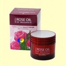 Crema Nutritiva Noche Multi Activa - 50 ml - Biofresh Regina Roses