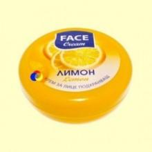 Crema Hidratante Facial de Limón Despigmentante y Antimanchas - 110 ml - Biofresh