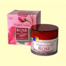 Crema Nutritiva de Noche - 50 ml - Biofresh Rose of Bulgaria