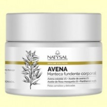 Avena Manteca Fundente Normal - 200 ml - Natysal