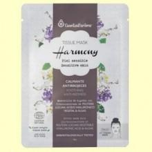 Mascarilla Harmony Piel Sensible - 1 unidad - Esential Aroms