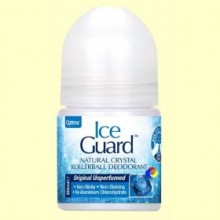 Desodorante Ice Guard Roll On - 50 ml - Evicro Madal Bal