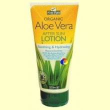 Loción After Sun Aloe Vera Eco - 200 ml - Evicro Madal Bal