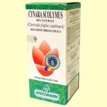 Alcachofa - Cynara Scolymus Solución Hidroalcohólica - 50 ml - Specchiasol