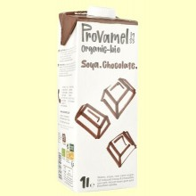 Bebida de Soja Chocolate Bio - 1 litro - Provamel