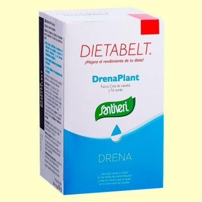 Dietabelt Drenaplant Infusión - 20 bolsitas - Santiveri