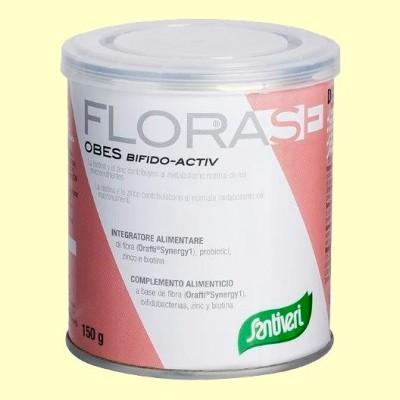 Florase Obes Bifidoactiv - 150 gramos - Santiveri