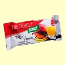 Barrita Sustitutiva Dietabelt con Mango Africano - Sabor Yogur/Limón - 35 gramos - Santiveri
