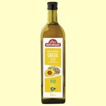 Aceite de Girasol Bio - 1 litro - Natursoy