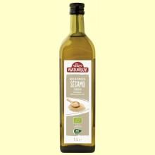 Aceite de Sésamo Bio - 1 litro - Natursoy