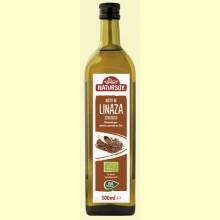 Aceite de Linaza Bio - 500 ml - Natursoy