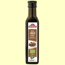 Aceite de Linaza Bio - 250 ml - Natursoy