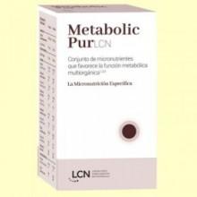 Metabolic PurLcn (antes CN2) - 60 cápsulas - LCN