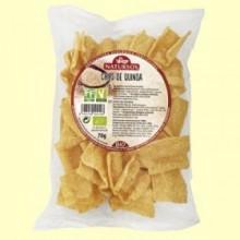 Chips de Quinoa Bio - 70 gramos - Natursoy