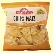 Chips de Maíz Bio - 75 gramos - Natursoy