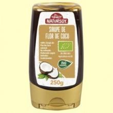 Sirope de Flor de Coco Bio - 250 gramos - Natursoy