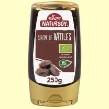 Sirope de Dátil Bio - 250 gramos - Natursoy