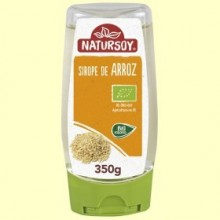 Sirope de Arroz Bio - 250 ml - Natursoy