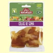 Colas de Goma Bio - 75 gramos - Natursoy