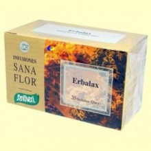 Erbalax Infusiones - 20 bolsitas - Santiveri