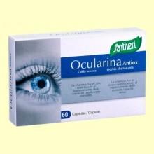 Ocularina Antiox - 60 cápsulas - Santiveri