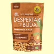 Despertar de Buda Cacahuete y Plátano Bio - 360 gramos - Iswari