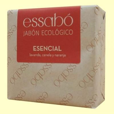 Jabón Pastilla Ecológico Esencial - 120 gramos - Essabó