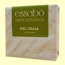 Jabón Pastilla Ecológico Piel Grasa - 120 gramos - Essabó