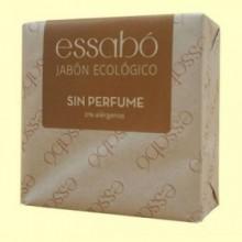 Jabón Pastilla Ecológico Sin Perfume - 120 gramos - Essabó