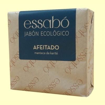 Jabón Pastilla Ecológico para Afeitado - 120 gramos - Essabó