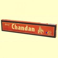 Incienso Chandan - 15 varillas - Balaji