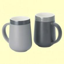Set de 2 Tazas de Porcelana Levi - 400 ml - Cha Cult