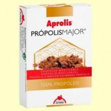 Aprolis Própolis Major - Própolis Puro Masticable - 10 gramos - Intersa