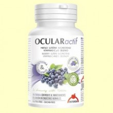 Ocular Actif - 45 cápsulas - Dietéticos Intersa