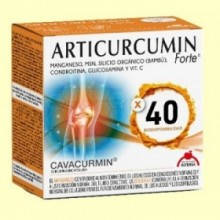 Articurcumin Forte - Cúrcuma - 30 sobres - Intersa
