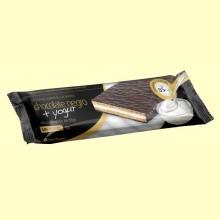 Barrita Saciante Chocolate Negro y Yogur - 30 unidades - Herbora