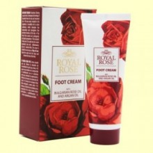 Crema de Pies - 75 ml - Biofresh Royal Rose