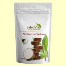 Almidón de Tapioca - 250 gramos - SaludViva