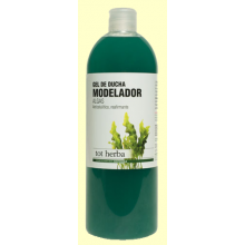 Gel de ducha Modelador Algas - 1 litro - Tot Herba