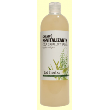 Champú Revitalizante - Cola caballo y salvia - 500 ml - Tot herba