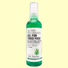 Gel para Pies Cansados de Aloe Vera - 100 ml - Tot Herba